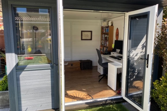 Composite Garden Office Scotland
