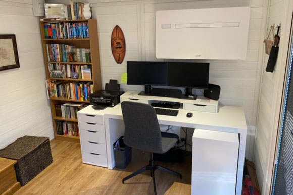 Composite Garden Offices Scotland