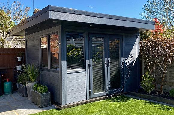 High Performance Composite Garden Rooms Scotland